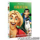 The Road To EL Dorado (2000) (DVD) (Taiwan Version)