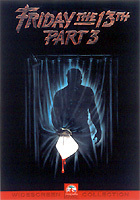 FRIDAY THE 13TH PART 3 (Japan Version)