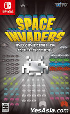 Space Invaders: Invincible Collection (Japan Version)
