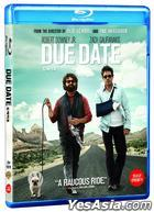Due Date (Blu-ray) (Korea Version)
