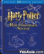 Harry Potter And The Philosopher's Stone (2001) (Blu-ray) (2-Disc Steelbook Edition) (Hong Kong Version)