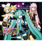 Hatsune Miku Live Party 2011 (MikuPa ♪) CD (Normal Edition)(Japan Version)