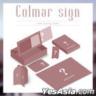 Super Junior: Dong Hae Photobook - Colmar sign (Photobook + Mini Poster + PVC Photo Card + Photo Card + Folded Poster + Photo Stand) (Korea Version)