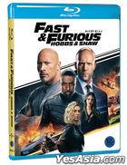 Fast & Furious Presents: Hobbs & Shaw (Blu-ray) (Korea Version)