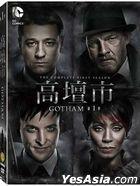 Gotham (DVD) (Ep. 1-22) (The Complete First Season) (Taiwan Version)