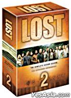 Lost The Complete Second Season (Korean Version)
