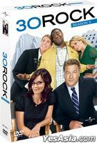 30 Rock (DVD) (Season 3) (Hong Kong Version)