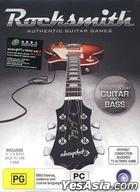 Rocksmith - Authentic Guitar Games (English Version) (DVD Version)