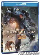 Pacific Rim (Blu-ray) (3-Disc) (3D + 2D) (Korea Version)