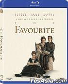 The Favourite (2018) (Blu-ray) (Hong Kong Version)