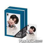 BTS Mini Jigsaw Puzzle & Frame (108 Pieces) (Jung Kook)