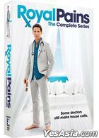 Royal Pains - The Complete Series (DVD) (Ep. 1-104) (End) (US Version)