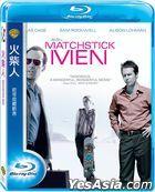Matchstick Men (2003) (Blu-ray) (Taiwan Version)