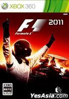 F1 2011 (Japan Version)