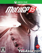 MotoGP 15 (Japan Version)
