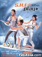 Play (Deluxe Edition) (CD+DVD) (Taiwan Version)