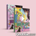 Weeekly Mini Album Vol. 3 - We play (Jump + Up Version) (2-Disc) + 2 Posters in Tube (Jump + Up Version))