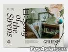 GFRIEND Mini Album Vol. 9 - Song of the Sirens (Broken Room Version) + Random First Press Photo Card Set + Random Poster in Tube