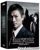 Infernal Affairs Trilogy Boxset (Blu-ray) (3-Disc) (Normal Edition) (Korea Version)