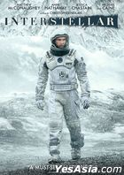 Interstellar (2014) (DVD) (2017 Reprint) (US Version)