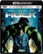 The Incredible Hulk (4K Ultra HD + Blu-ray) (Japan Version)