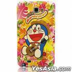 Samsung Note Doraemon Silicone Cover - Aloha Doraemon