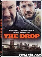 The Drop (2014) (DVD) (Hong Kong Version)
