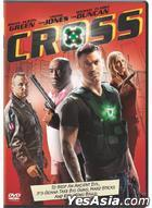 Cross (2011) (DVD) (Hong Kong Version)