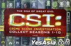 CSI: 10 Season Pack (DVD) (US Version)