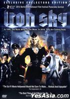 Iron Sky (2012) (DVD) (Hong Kong Version)