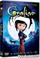 Coraline (DVD) (Hong Kong Version)