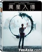 Arrival (2016) (Blu-ray) (Steelbook) (Taiwan Version)