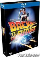 Back To The Future Trilogy (Blu-ray) (Hong Kong Version)