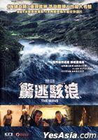 The Wave (2015) (DVD) (Hong Kong Version)