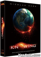 Knowing (Blu-ray) (First Press Limited Edition) (Korea Version)