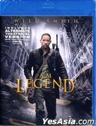 I Am Legend (2007) (Blu-ray) (Original and Alternate Versions) (US Version)