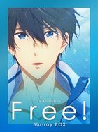 FREE! BLU-RAY BOX (Japan Version)