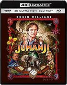 Jumanji  (1995) (4K Ultra HD + Blu-ray) (Japan Version)