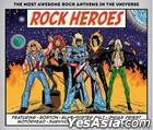 Rock Heroes (3CD) (UK Version)