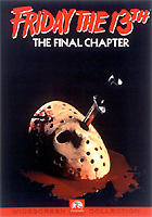 FRIDAY THE 13TH THE FINAL CHAPTER (Japan Version)