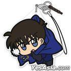 Detective Conan : Shinichi Kudo Knight of the Black Clothes Ver. Acrylic Tsumamare Strap