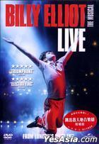 Billy Elliot The Musical Live (2014) (DVD) (Hong Kong Version)