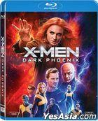 X-Men: Dark Phoenix (2019) (Blu-ray) (Hong Kong Version)