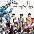 EUPHORIA [Type B] (ALBUM+DVD) (First Press Limited Edition) (Taiwan Version)