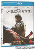 American Sniper (Blu-ray) (Korea Version)