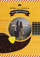 miwa Live at Budokan - acoguissimo - (2DVD+CD +Postcard) (First Press Limited Edition)(Japan Version)