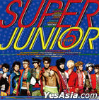 Super Junior Vol. 5 - Mr. Simple (Type A) + Poster in Tube (Type A)