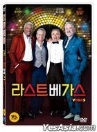 Last Vegas (DVD) (Korea Version)