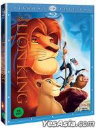 The Lion King (Blu-ray) (Korea Version)
