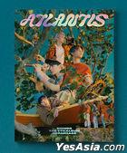 SHINee Vol. 7 Repackage - Atlantis (Adventure Version) + Poster in Tube (Adventure Version)